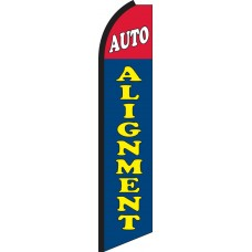 Auto Alignment Swooper Feather Flag