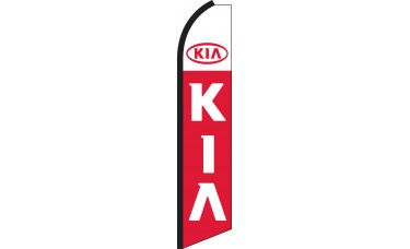 Kia Swooper Feather Flag