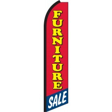 Furniture Sale Swooper Feather Flag