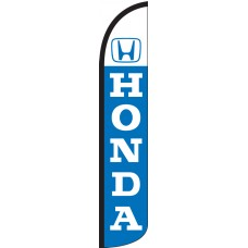 Honda Wind-Free Feather Flag