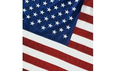 Polyester American Flag