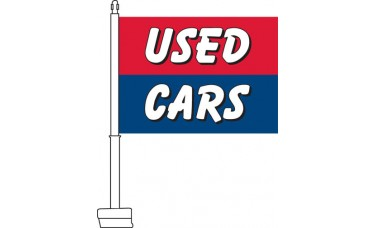 Used Cars Car Flag