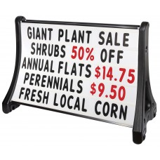 QLA-Plus Roadside Changeable Message Sign with Standard Letters Set