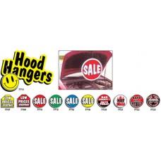 Hood Hangers