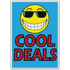 Cool Deals Underhood Sign