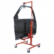 Innovative Door Jack & Bumper Handler Stand