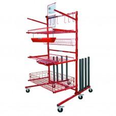 Innovative Parts Cart B - Fully Loaded