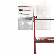 RO Holder for Innovative Parts Carts