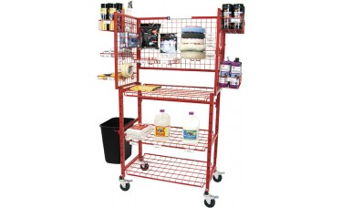 Innovative Detailer Cart