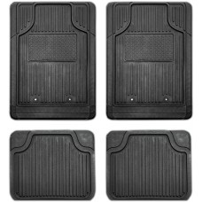 All-Weather Car Mats (4-Piece Set)