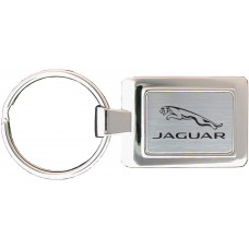 Prestige Engraved Stainless Steel Keychains - Rectangle