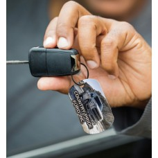 Customer Loyalty Punchable Key Tags - Oblong