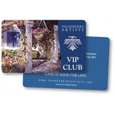 Custom Full Color Plastic Membership & Loyalty Cards (Over-Laminated)