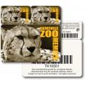Custom Membership Cards with Key Tags