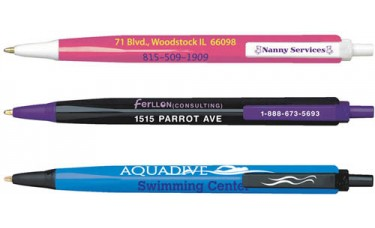 Bic Tri Stic Pens - Custom Imprinted