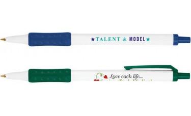 Bic Clic Stic Grip Pens - Custom Imprinted