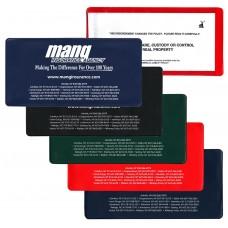 "Insurance Card Holders - 7-3/4""(W) x 4""(H) - Opens on Short Side"