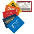 Vinyl Insurance Card & Policy Holders
