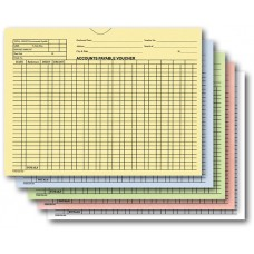 Accounts Payable Voucher Envelopes (Package of 500)