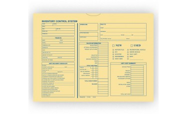 Inventory Control Deal Envelopes (500 per box)
