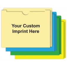 Custom 1 Inch Expandable Deal Jackets (Package of 100)
