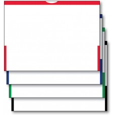 Blank Color Top Detailed Deal Envelopes (500 per Box)