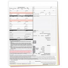 Buyers Orders Pennsylvania - Stock (Package of 100)