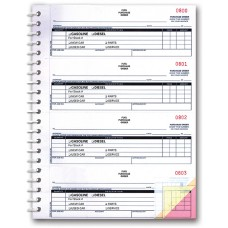 Fuel Purchase Order Books, 3-Part - Stock