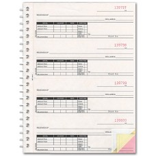Receipt Books - Stock