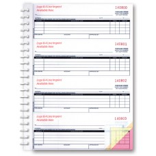 Purchase Order Books - Imprinted