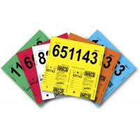 Consecu-Tags Key Tags (Package of 125)