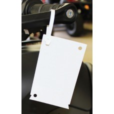 Versa-Tags Utility Tag Key Tags - Blank (Box of 200)