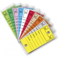 Versa-Tags Self Protecting Key Tags (Box of 250)