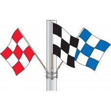Checkered Flag Cluster Sets With Hardware