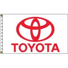 2 1/2ft. x 3 1/2ft. Auto Dealer Logo Nylon Flags