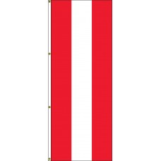Interceptor Flag Tricolor with 3 Solid Colors 3ft. x 8ft.