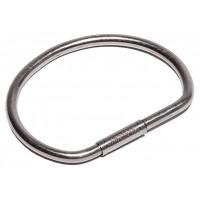 "Solid Tamper Proof Key Ring - 1.5"" Diameter"