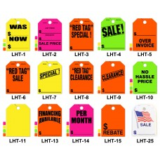Mirror Hang Tags (Package of 50)