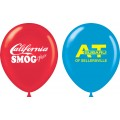 Custom Printed Latex Balloons