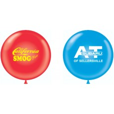 Custom 17 in. Printed Balloons