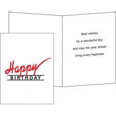 Happy Birthday Cards (BD)