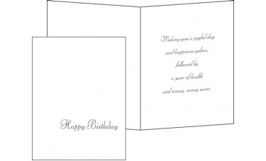 Happy Birthday Cards (HB)