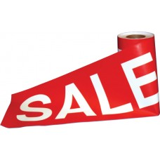 Promotional Sale Tape - 12in.