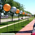 Reusable Balloon Deluxe Long Pole Kits