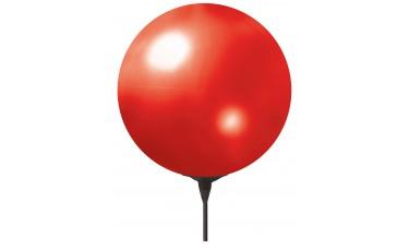 Seamless Reusable Balloon - Red