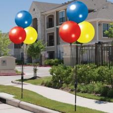 Seamless Reusable Balloon Cluster Kit - 3 Balloon (Triangle)