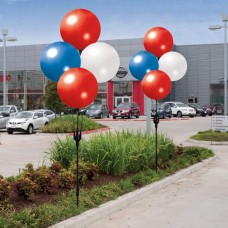 Seamless Reusable Balloon Cluster Kit - 4 Balloon (Diamond)