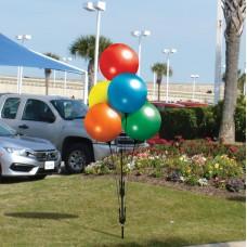 Seamless Reusable Balloon Cluster Kit - 5 Balloon