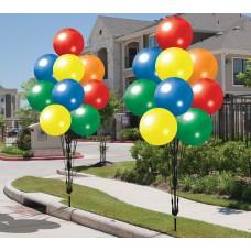 Seamless Reusable Balloon Cluster Kit - 9 Balloon