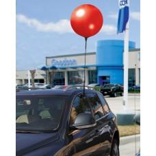Seamless Reusable Balloon Car Window Kit